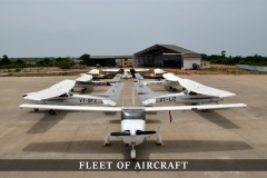 Fleet Of Aircraft