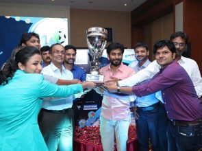 Plaza Group  Corporate Sports Olympiad 2016  launch party